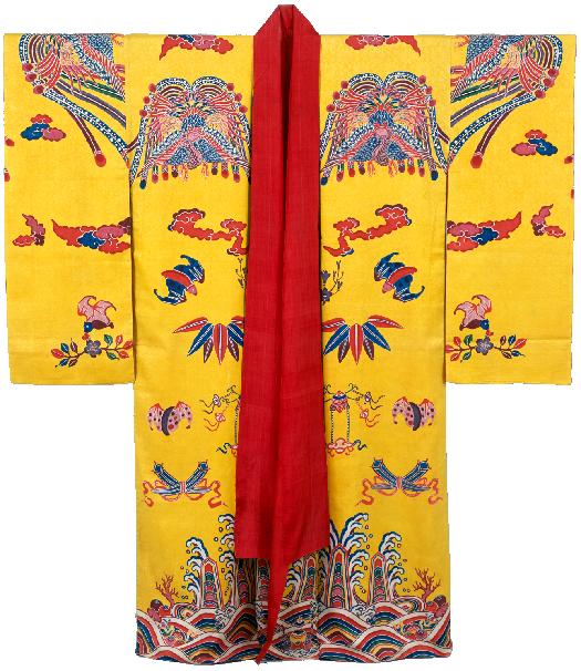 National Treasure: Ryukyu King Sho Family Related Documents
