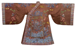琉球国王の儀礼衣裳/王家の祭祀道具